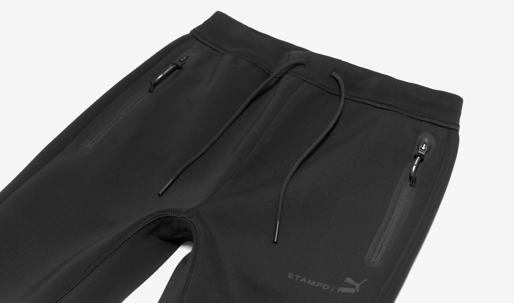 Stampd x Puma Sweat Pants - Black