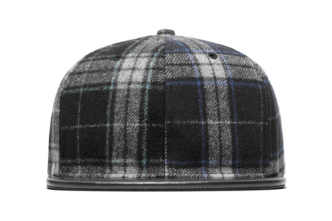 Two Tone Flannel Hat
