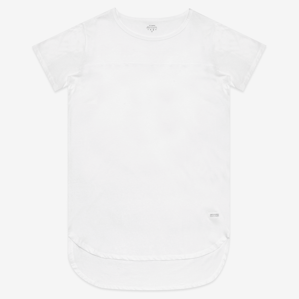 Chamber Scallop Tee