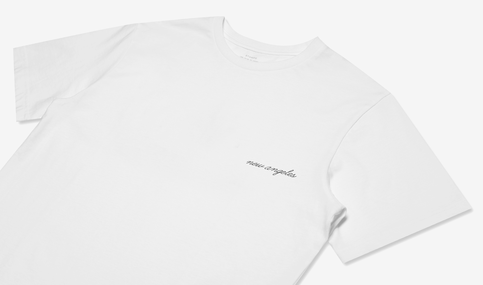 New Angeles Script Tee