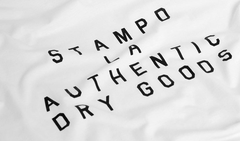 Stampd Authentic Goods Tee