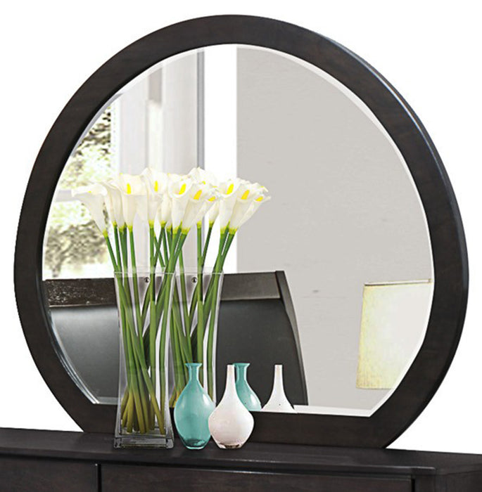 Homelegance Lyric Mirror in Brownish Gray 1737NGY-6 image