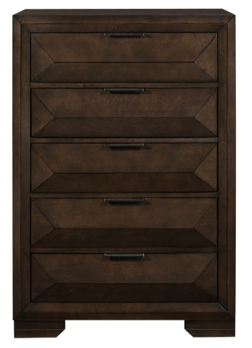 Homelegance Chesky Chest in Warm Espresso 1753-9 image