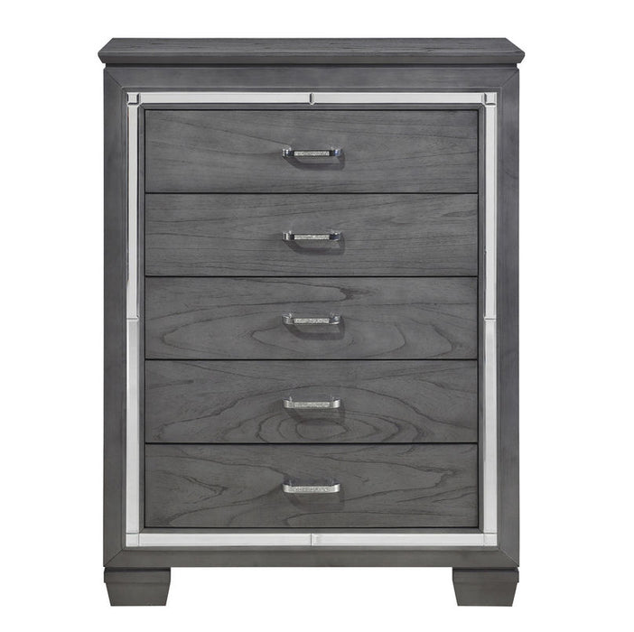 Homelegance Allura Chest in Gray 1916GY-9 image
