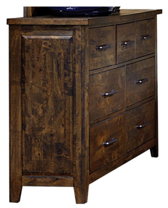 Homelegance Jerrick Dresser in Burnished Brown 1957-5 image