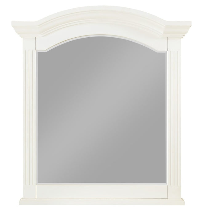 Homelegance Meghan Mirror in White 2058WH-6 image