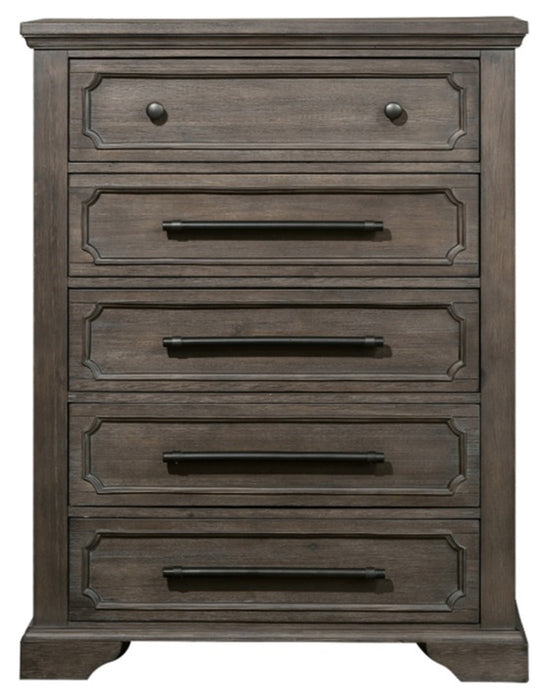 Homelegance Taulon Chest in Dark Oak 5438-9 image