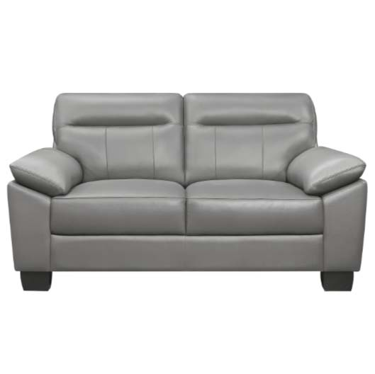 Homelegance Furniture Denizen Loveseat in Gray 9537GRY-2 image