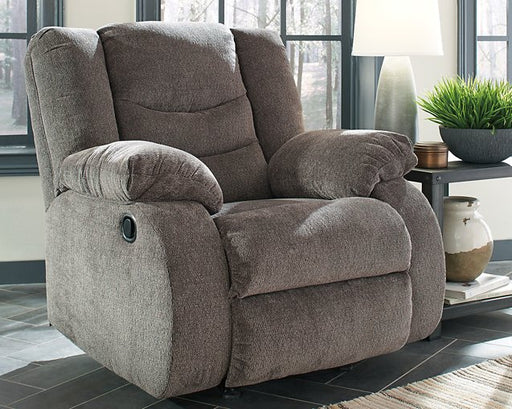 Tulen Signature Design by Ashley Recliner image
