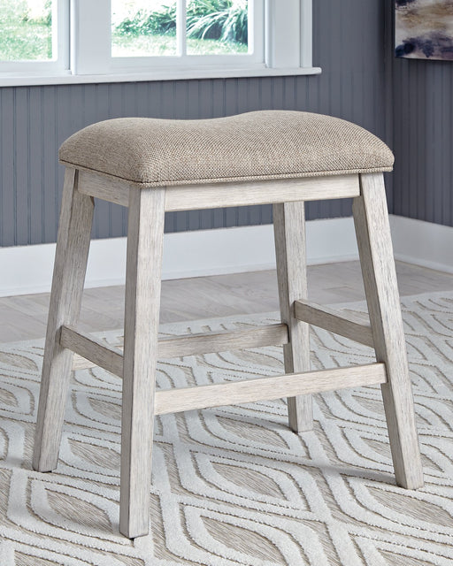 Skempton Signature Design by Ashley Stool image