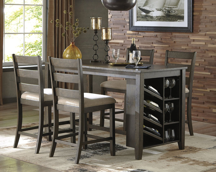 Rokane Signature Design by Ashley Counter Height Table image