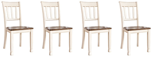 Whitesburg Signature Design 2-Piece Dining Chair Package image