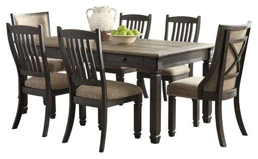 Tyler Creek Signature Design 7-Piece Dining Room Package image
