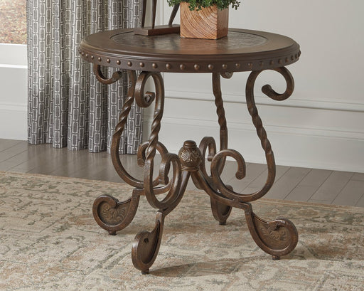 Rafferty Signature Design by Ashley End Table image