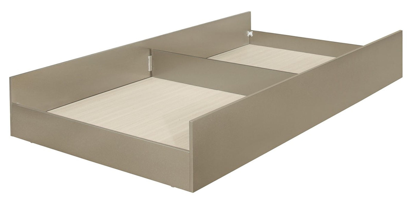 Homelegance Furniture Youth Loudon Trundle/Toybox in Champagne Metallic B1515-R image