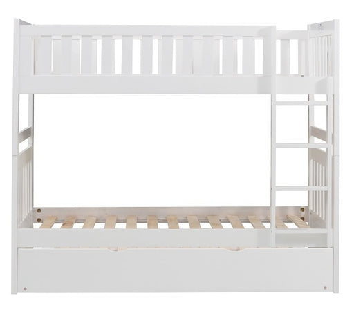 Homelegance Galen Twin Trundle in White B2053W-R image