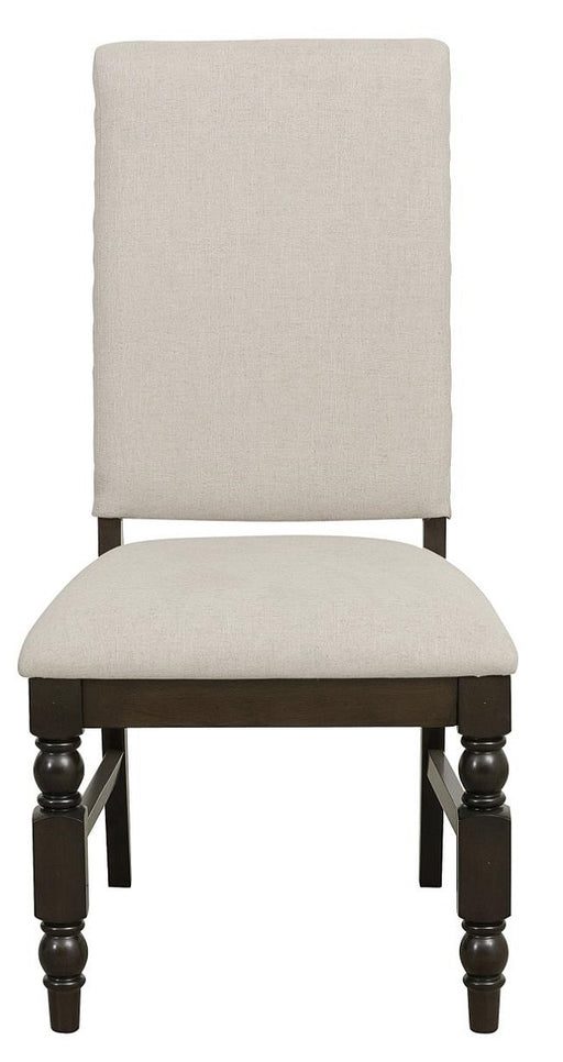 Homelegance Yates Side Chair in Dark Oak (Set of 2) image