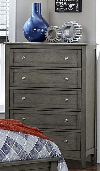 Homelegance Furniture Garcia 5 Drawer Chest in Gray 2046-9 image