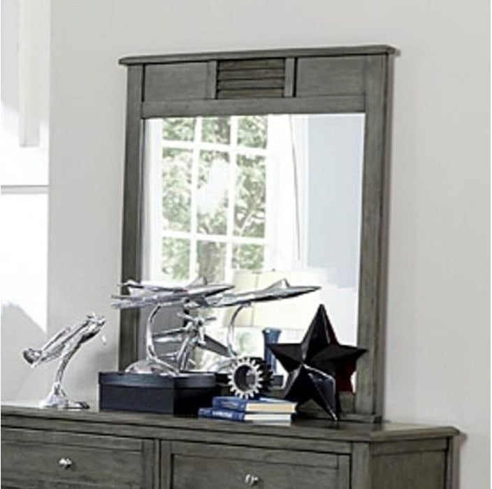 Homelegance Furniture Garcia Mirror in Gray 2046-6 image