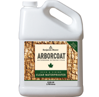 ARBORCOAT Exterior Waterproofer - Clear K320