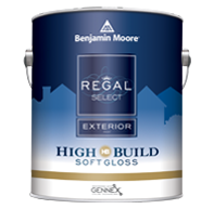 REGAL Select Exterior High Build, Soft Gloss 403