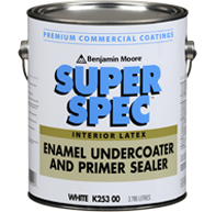 Super Spec Latex Undercoater & Primer Sealer K253