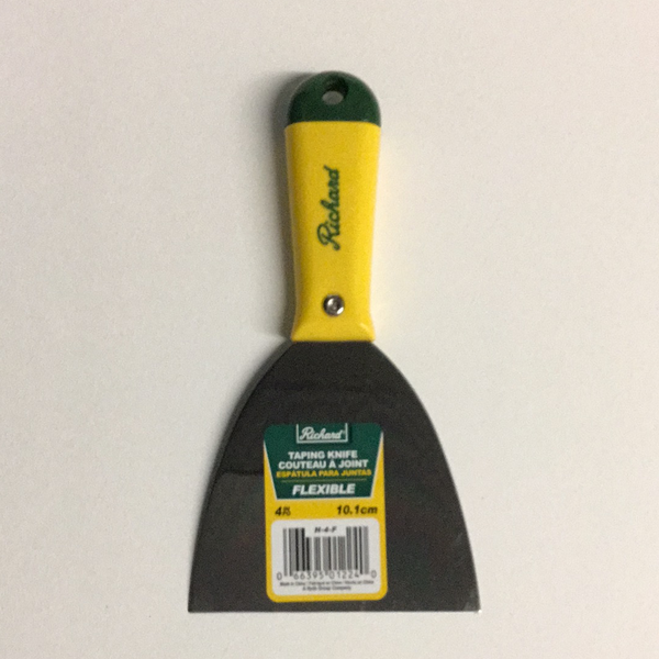 Richard Flex Metal Putty Knife 4""