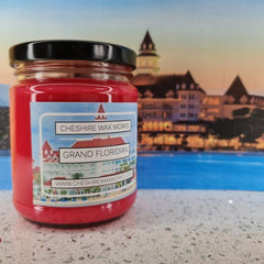 Grand Floridian Candle