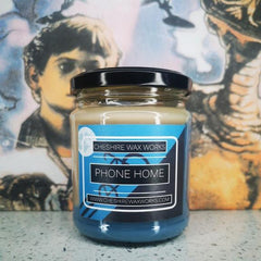 Phone Home Candle