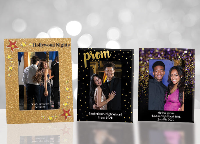 Prom Picture Frames