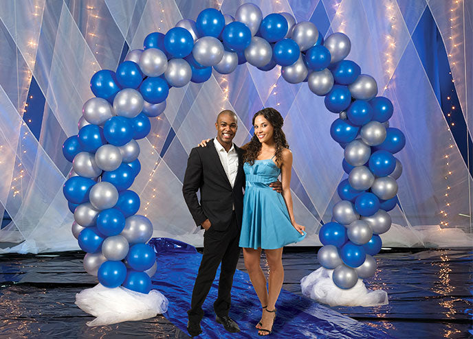 Prom Balloon Arches