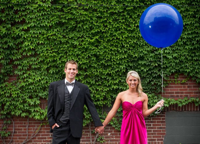 Prom Latex Balloons