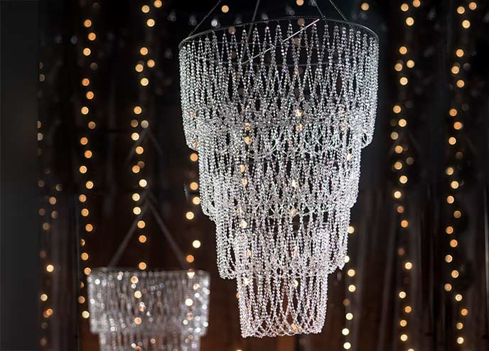 Prom Chandeliers