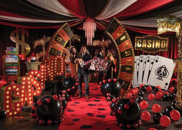 Casino Event Theme
