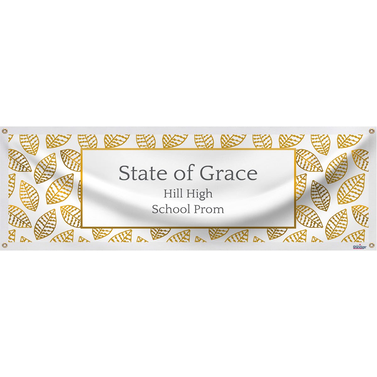 State of Grace Personalized Banner