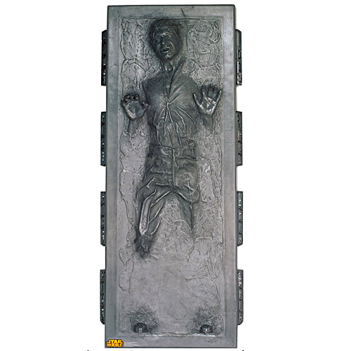 Han Solo in Carbonite Standee
