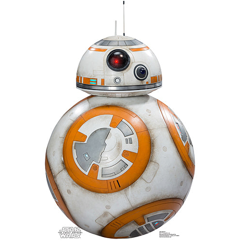 BB-8 Star Wars VII Standee