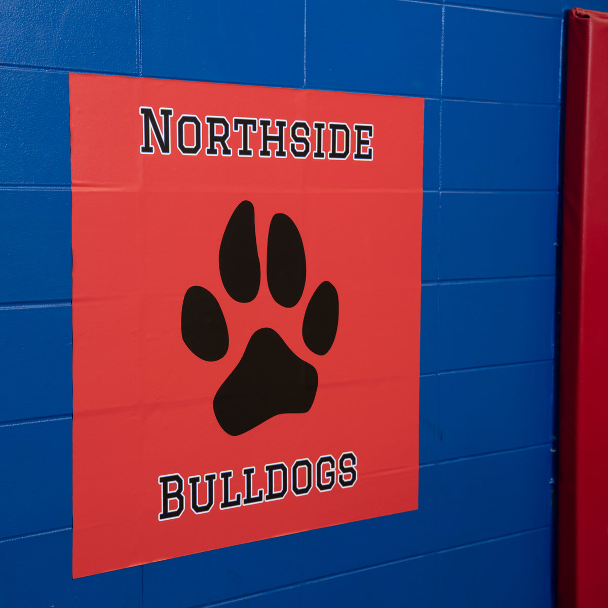 Personalized School Spirit Decal