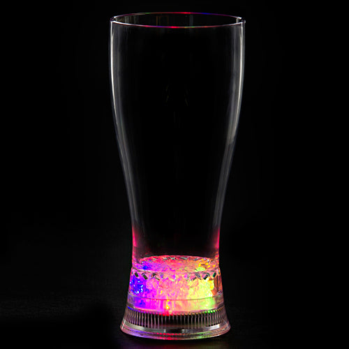 Light Up Pilsner Glass