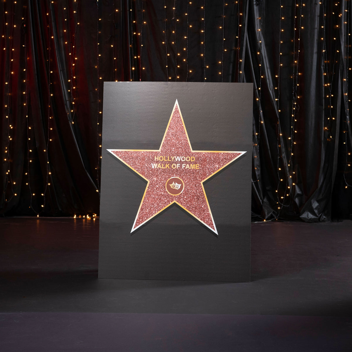Hollywood Walk of Fame Theme Kit