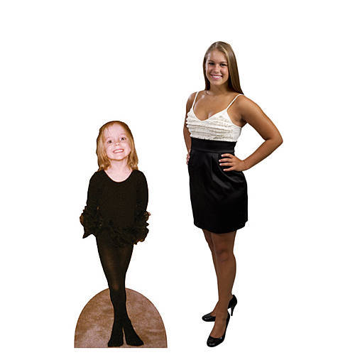 18 in. to 9 ft. Sweet 16 Select-a-Size Photo Standee