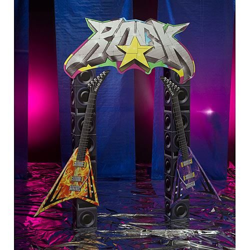 9 ft. Rock Star Arch