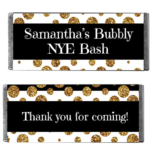 Hershey's Chocolate Bubbly Bar Personalized Candy Bars