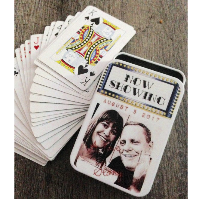 Custom Playing Card Cases