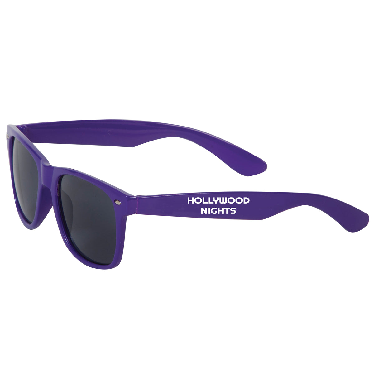 Purple Personalized Sunglasses