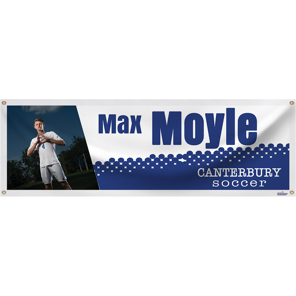Star Player Personalized Banner