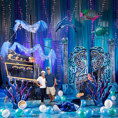 Under the Sea Party Ultimate Set the Stage Kit