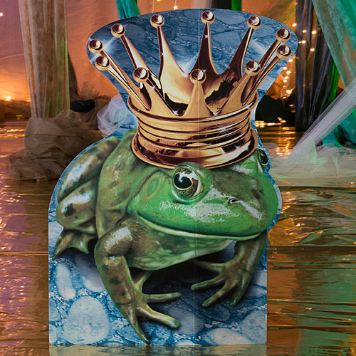 3 ft. 10 in. Once Upon a Time Frog Prince Standee