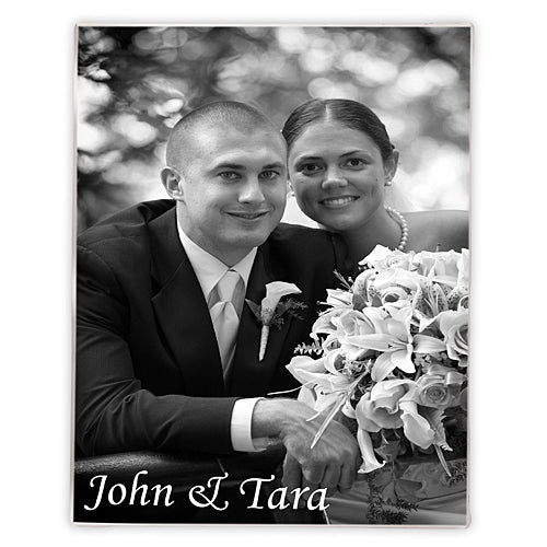 Wedding Memories Photo Canvas