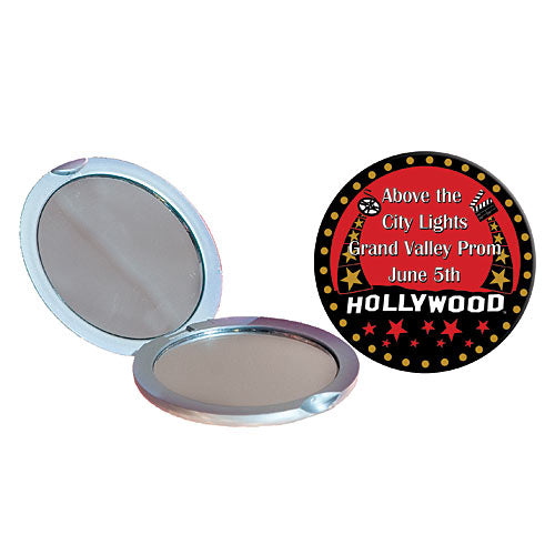 Hollywood Stars Compact Mirror